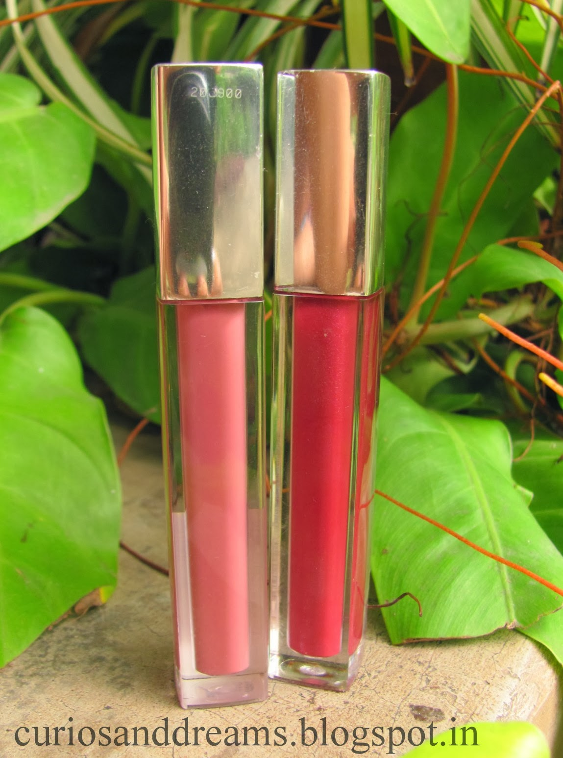 Maybelline Color Sensational Lip Gloss Review