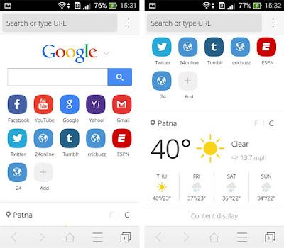 cm browser android terbaik