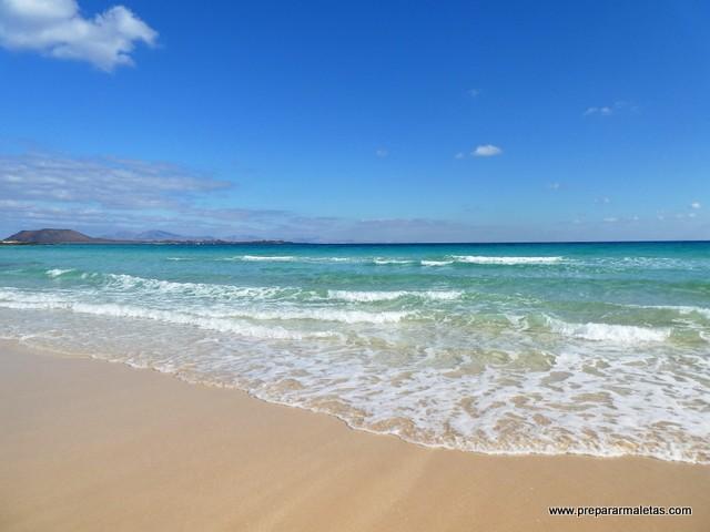 viajar en coche por Fuerteventura