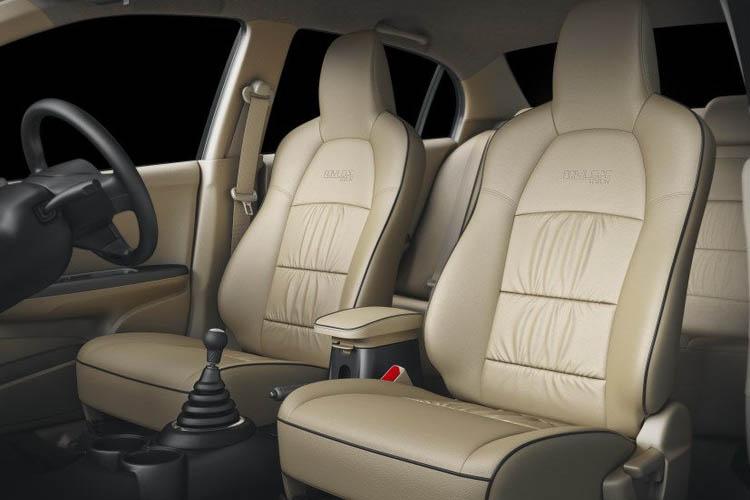 Interior Honda Brio Amaze Previlege Edition