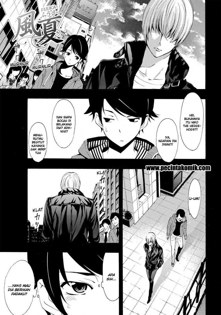 Fuuka Chapter 149-2