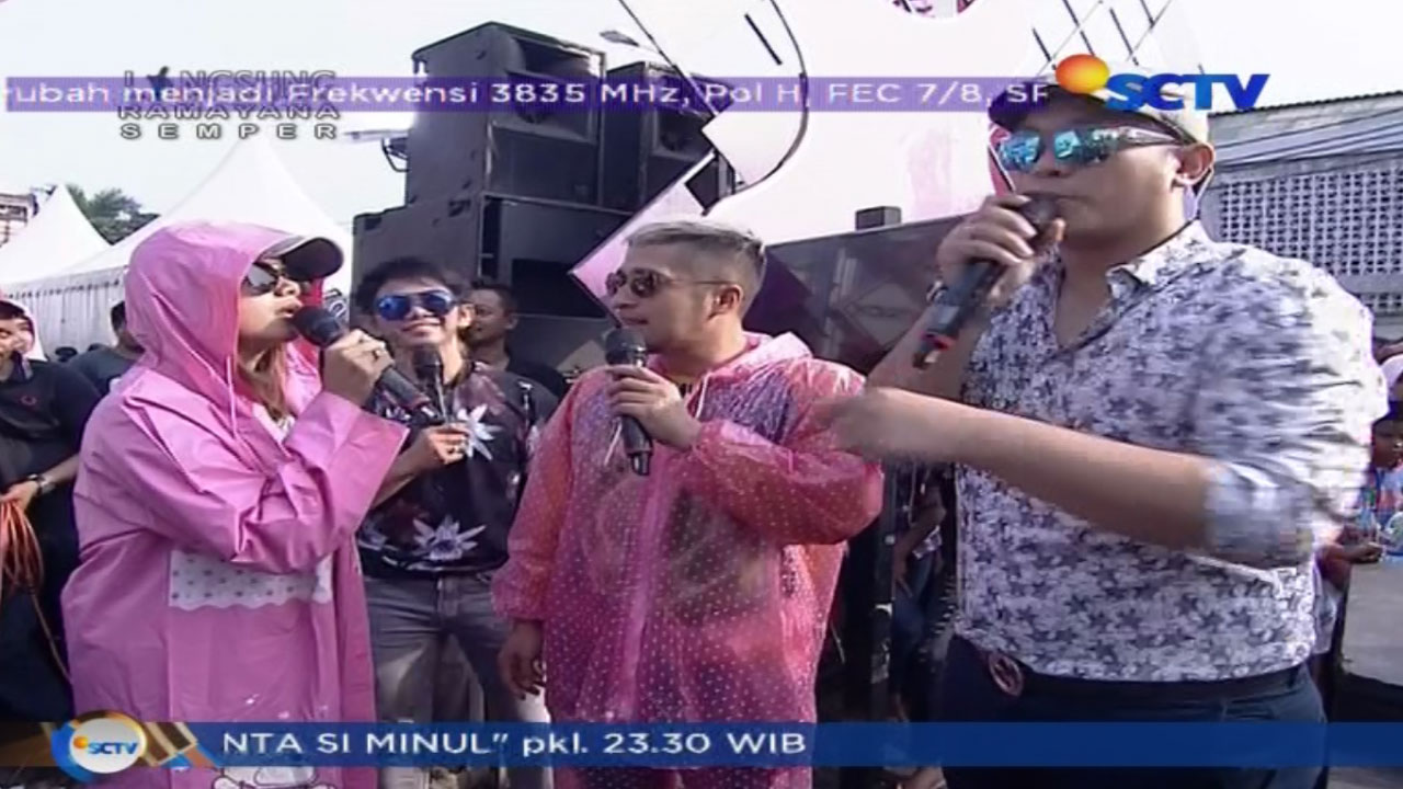 SCTV dan Indosiar Pindah Frekuensi Baru di Palapa D