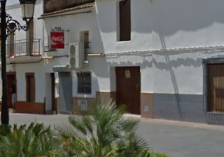 Bar de la plaza, antiguo trabuco
