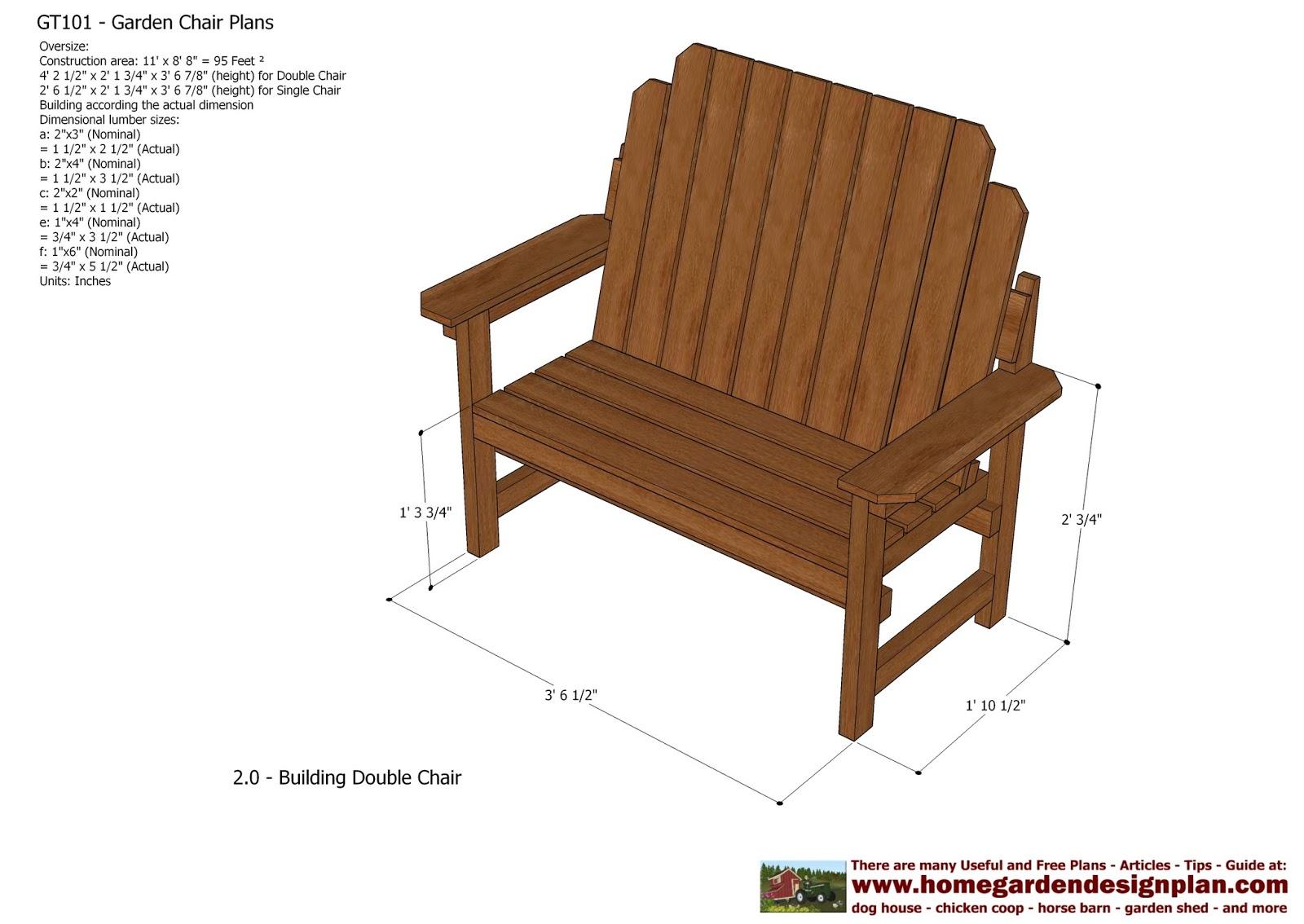 home garden plans: GT101 - Garden Teak Table Plans - Out ...