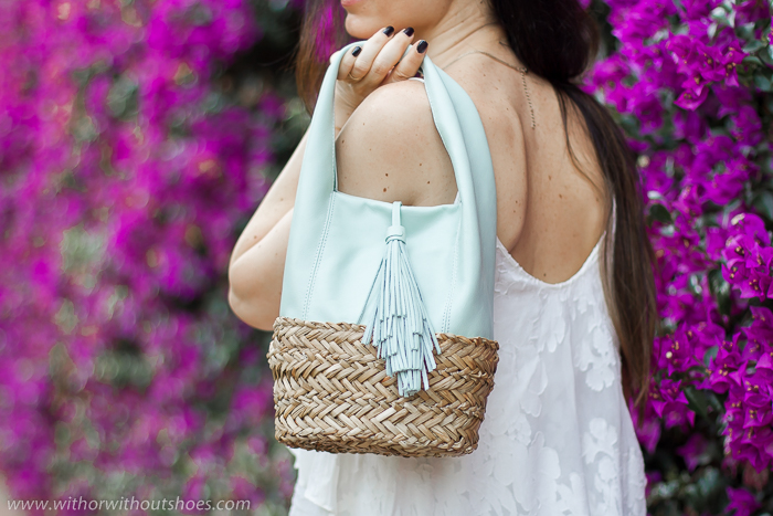 Bolso Modelo ASTRA color jade de Blover bags Made in Spain