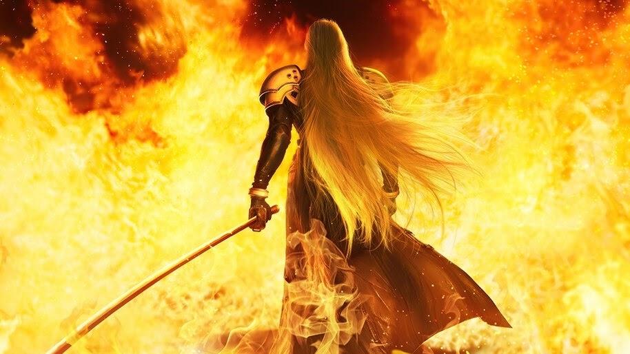 Sephiroth, Final Fantasy 7 Remake, 4K, #3.1550
