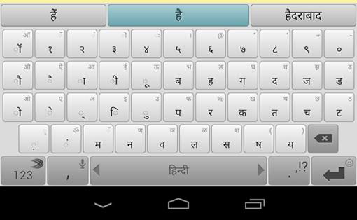 214f40c3cb6 Technology World: Swiftkey keyboard v3.1 brings support for Hindi, Hinglish  & 7 more languages
