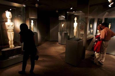 Princesses of the Mediterranean in the Dawn of History on show in Athens