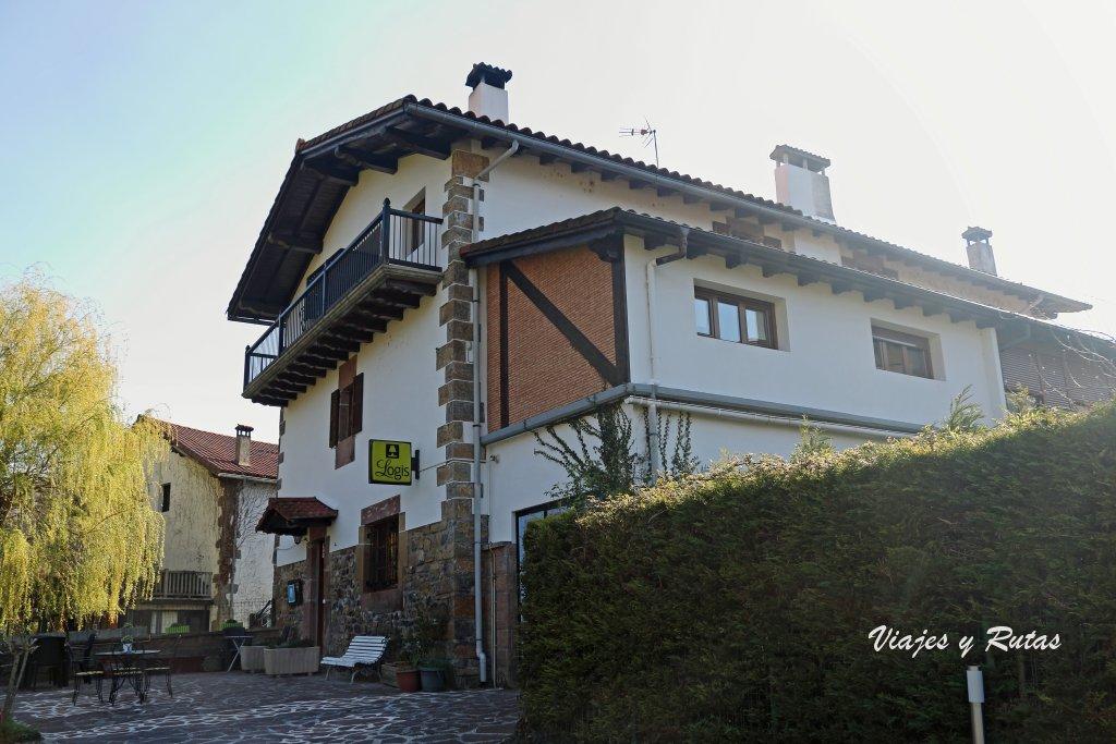 Donamariako Benta, Donamaría, Navarra