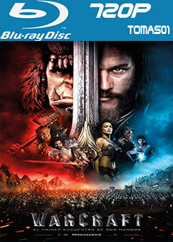 Warcraft (2016) BDRip m720p / BRRip 720p