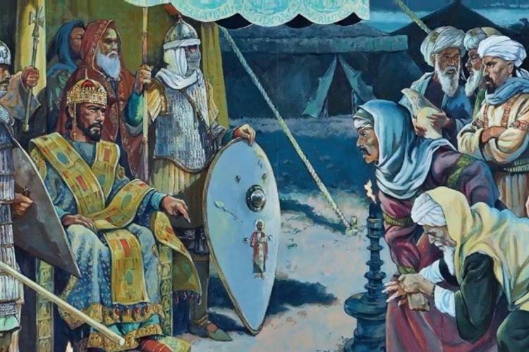 Selahattin Eyyubi ölümden dönünce Haşhaşiler ile anlaştı.