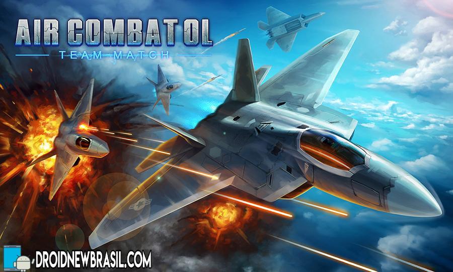 Air Combat OL: Team Match v3.8.1 Apk – OBB