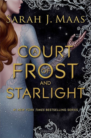 A Court of Frost and Starlight (A Court of Thorns and Roses #3.1) by Sarah J. Maas