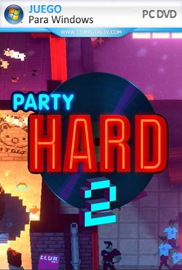 Party Hard 2 PC Full