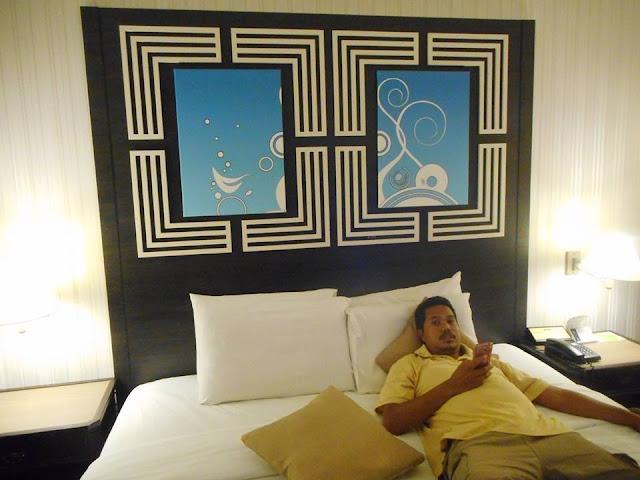 dekorasi hotel