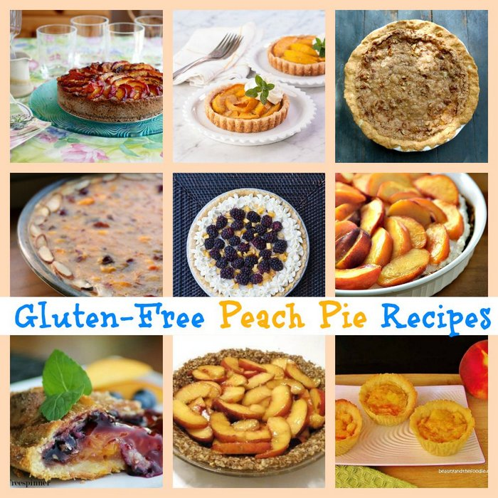 20 Gluten-Free Peach Pie Dessert Recipes from All Gluten-Free Desserts