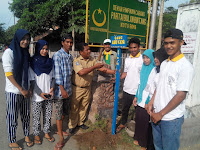 Mahasiswa KKN STKIP Bima Realisasikan Program Kerja di Kelurahan Jatiwangi