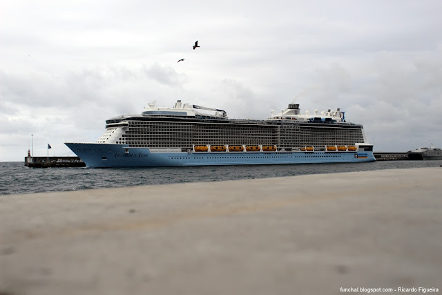 ANTHEM OF THE SEAS - FUNCHAL