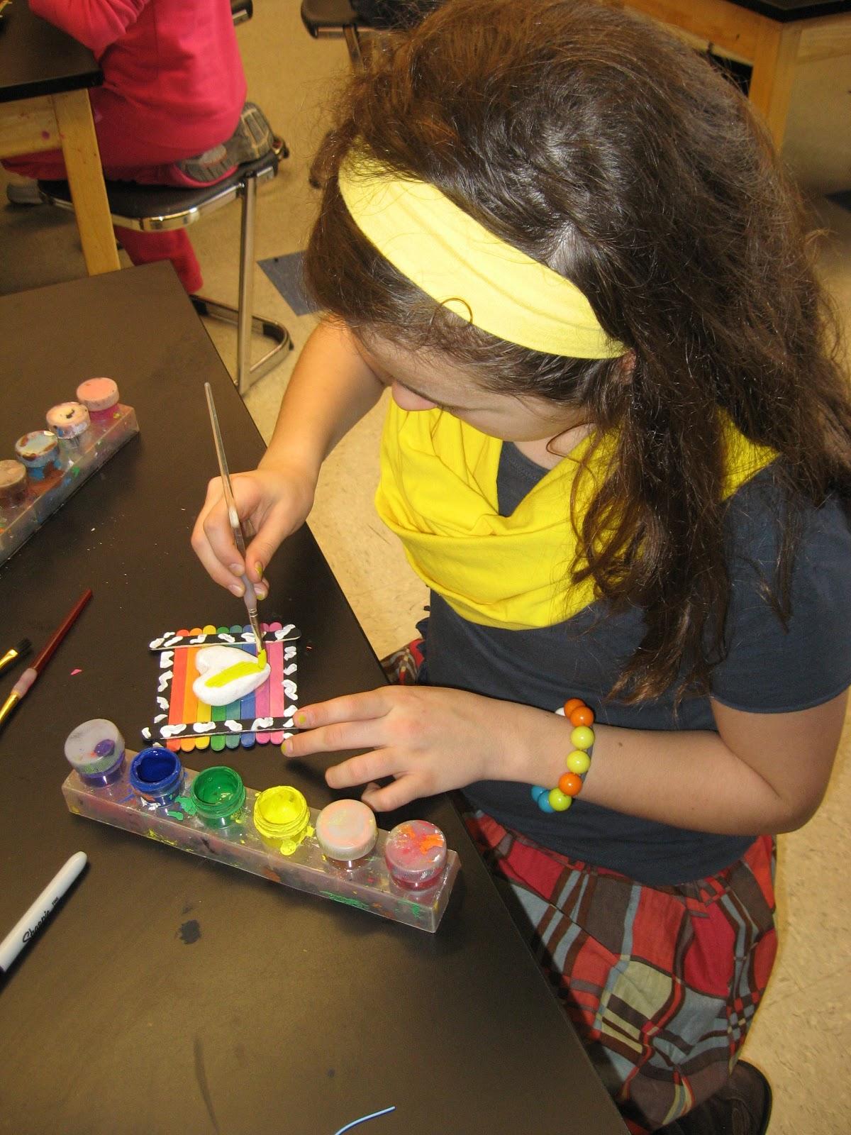 Jamestown Elementary Art Blog 5th Grade Jim Dine