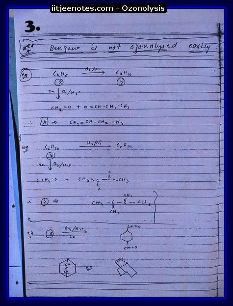Ozonolysis3