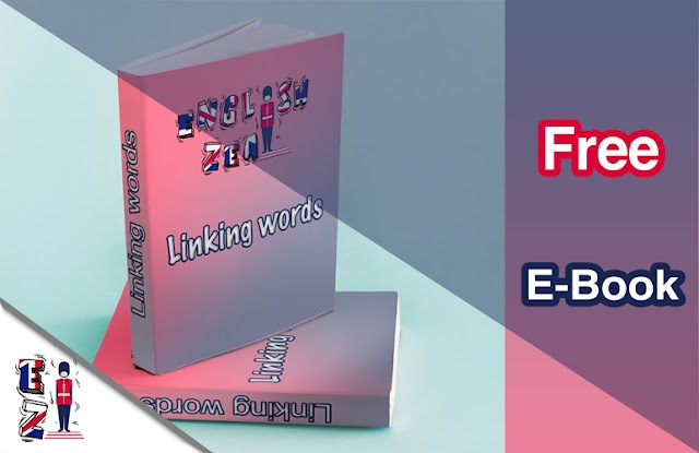 Free E-book - Linking words, useful vocabulary and expressions in english