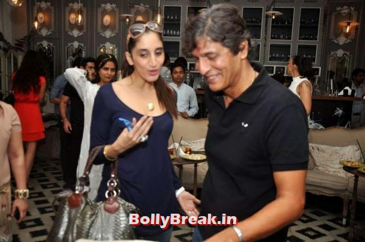 Farah Khan Ali and Chunky Pandey, BeSpoke Vintage Launch Pics