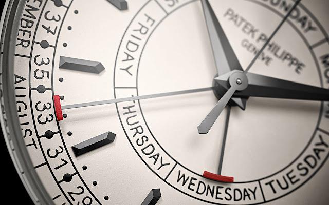Patek Philippe Ref. 5212A-001 Calatrava Weekly Calendar