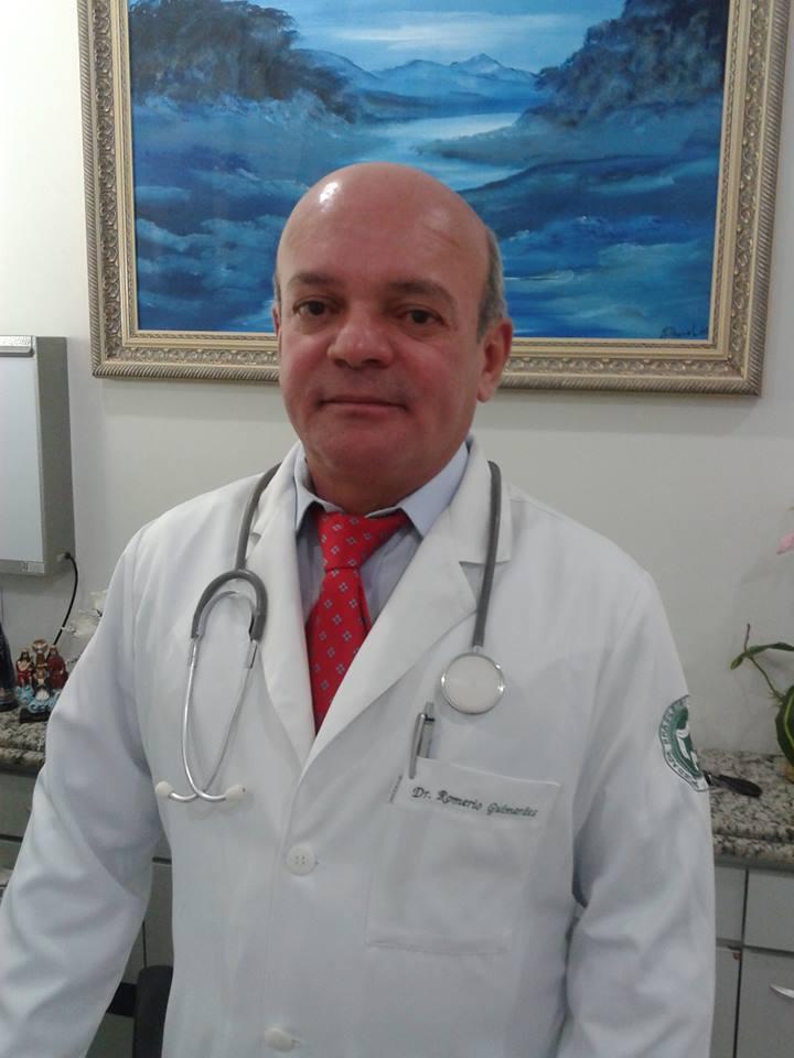 Resultado de imagem para ROMERIO GUIMARAES DR.
