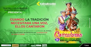 Concierto de Los Corraleros De Majagual