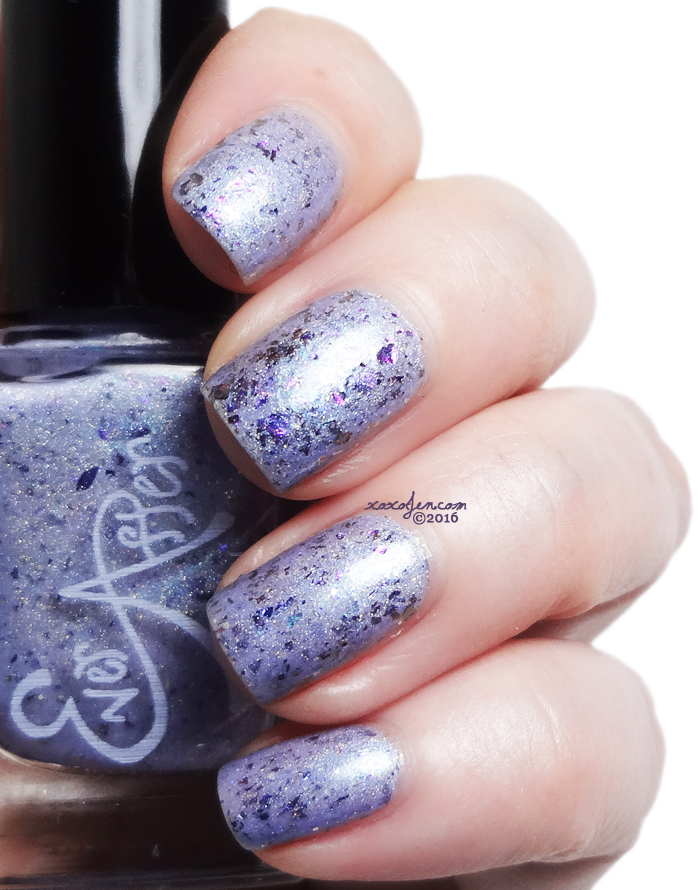 xoxoJen's swatch of Ever After I Want To Be A Part Of It