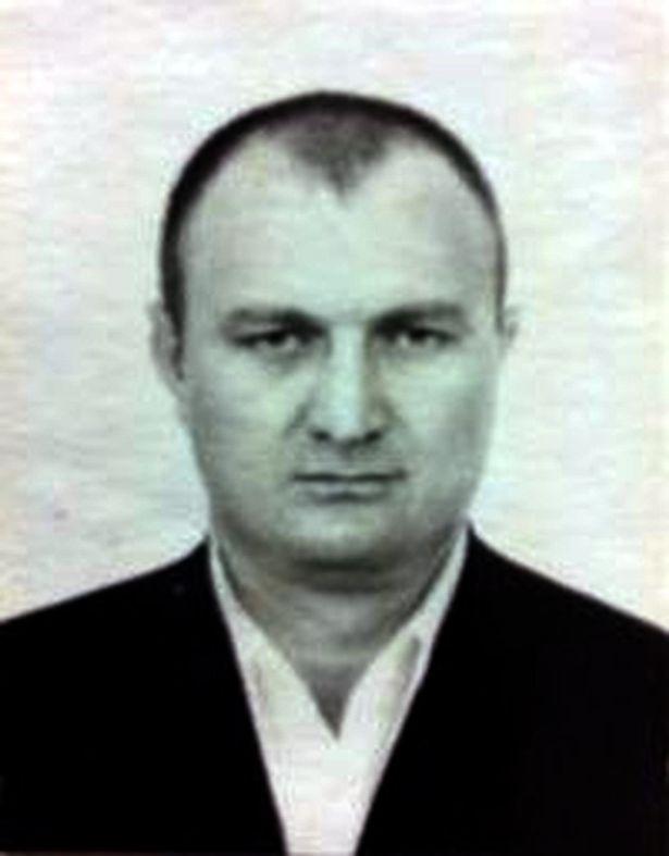 John Tuohy's Russian Mafia Gangster