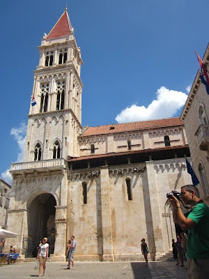 Saint Lawrence Cathedral in Trogir