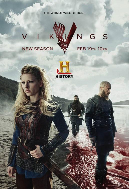 Vikings Season 1 Finale Episode 9 Dual Audio 720p BluRay [Hindi – English] ESubs