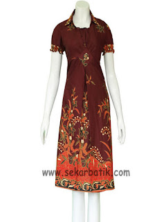 Dress Batik Modern Cheongsam