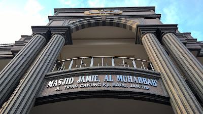 Masjid Jami' Al - Muhabbab