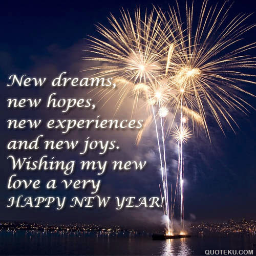 Happy New Year Quotes and Greetings