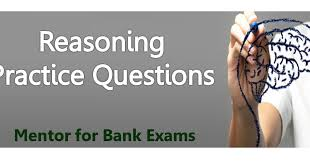 Twisted One Reasoning Questions for bank exams