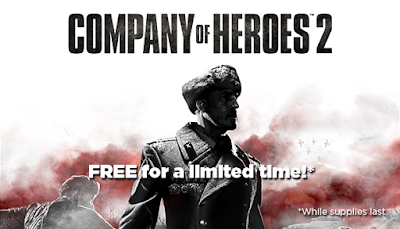 Free Steam Game - Company of Heroes 2
