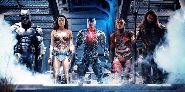 Review | Justice League | 2017