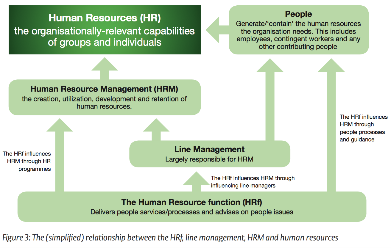 strategic management and human capital Strategic human-resource management (hrm) is a management discipline  concerned with analysing strategic problems, choices, and outcomes in the.