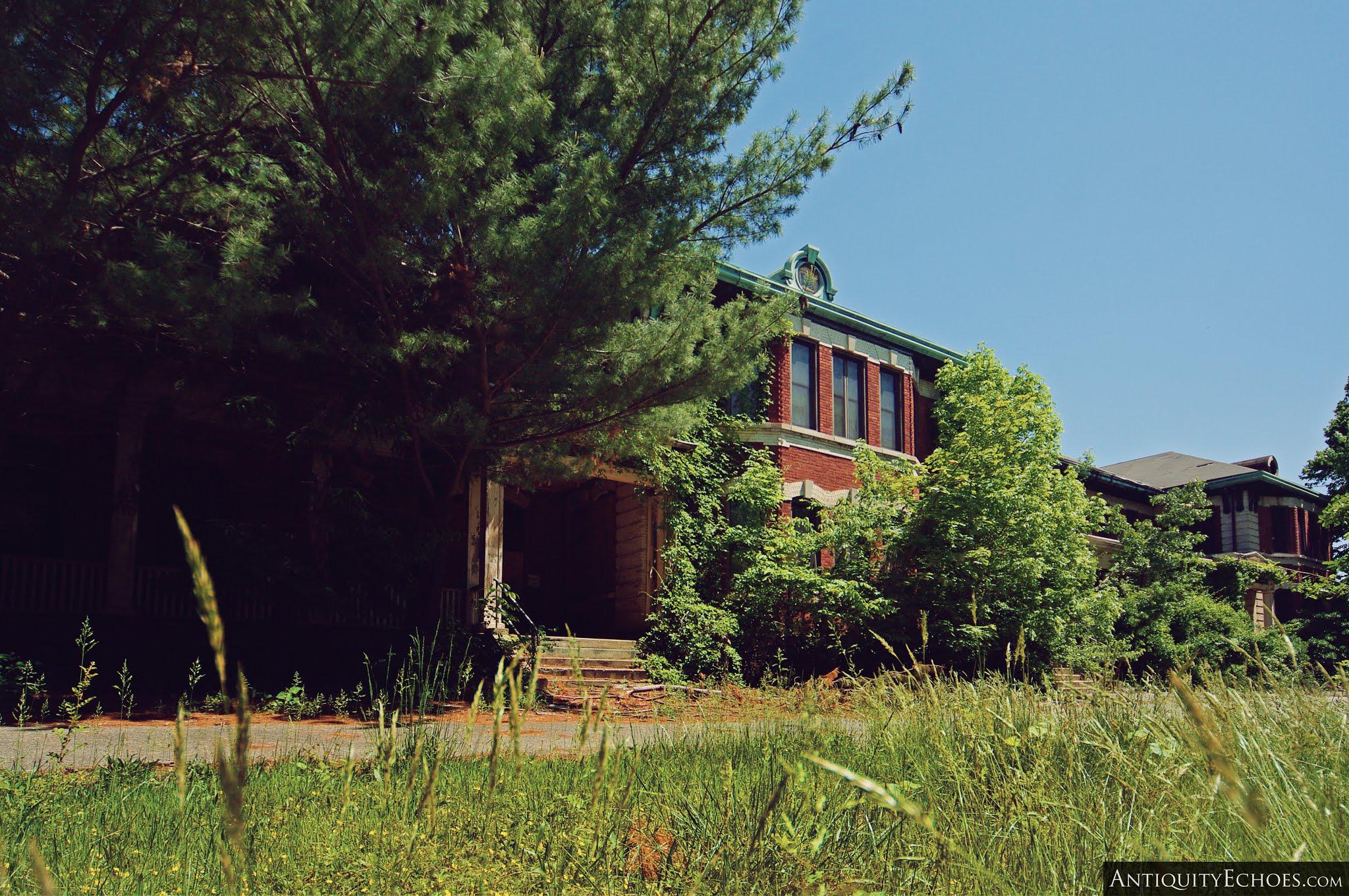 Overbrook Asylum - Forsaken