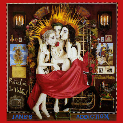 Jane's Addiction.  Ritual de lo Habitual