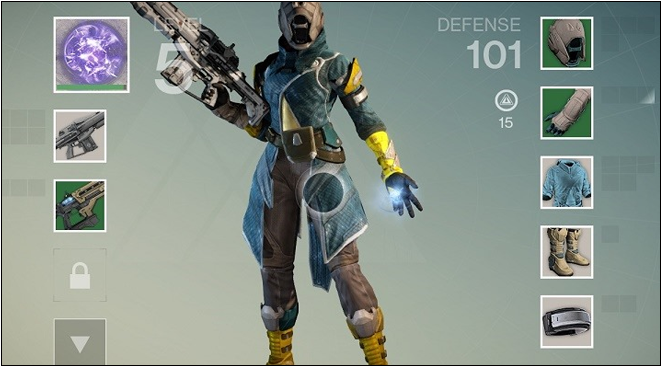 destiny armor customization - photo #12