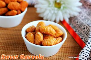 Sweet gavvalu