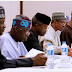 Photos From President Buhari's Meeting With APC Stakeholders At The State House