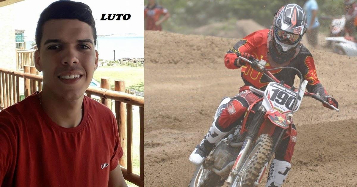 Resultado de imagem para Jovem piloto de Motocross perde controle da moto e morre durante corrida em São Pedro do Potengi