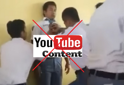 YouTube Larang Challenge Berbahaya