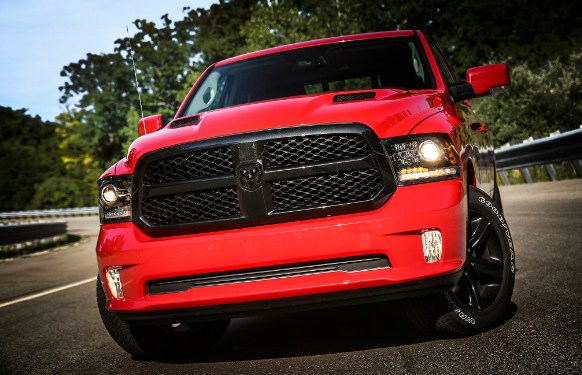 2017 RAM 1500 Night First Drive Night Hauler
