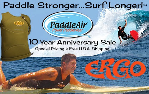 PaddleAir 10 Year Anniversary Sale
