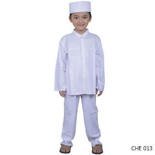 Katalog Online Baju Muslim Anak Catenzo Junior